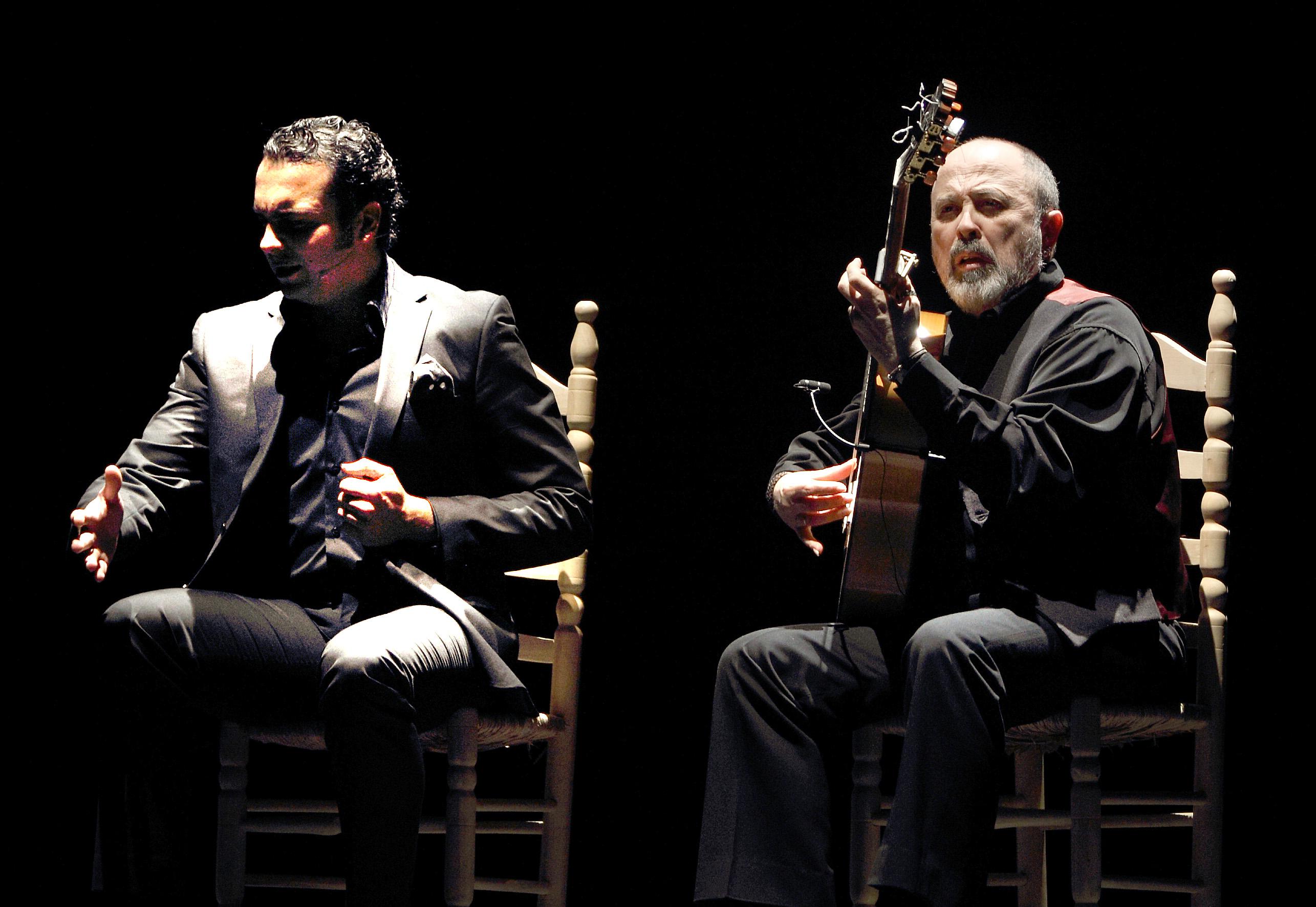 Jesús Méndez & Rafael Rodríguez